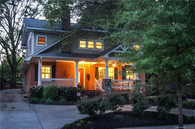 812 Mcdonald Avenue, Charlotte, NC 28203 (#3402158) :: High Performance Real Estate Advisors
