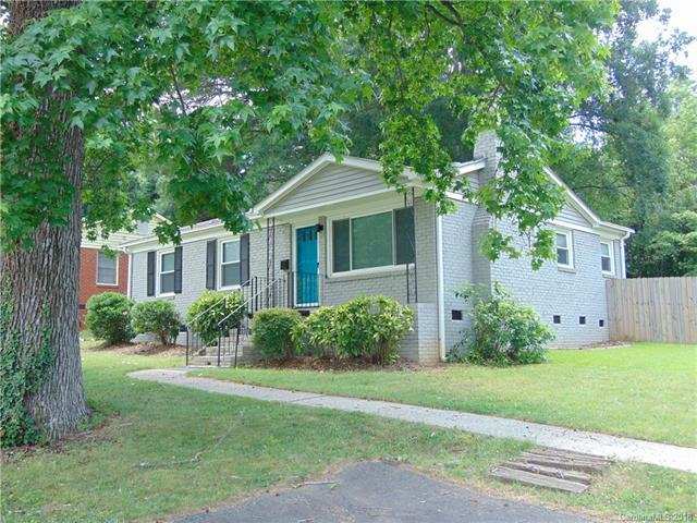4900 Raymond Place, Charlotte, NC 28205 (#3402174) :: Odell Realty Group