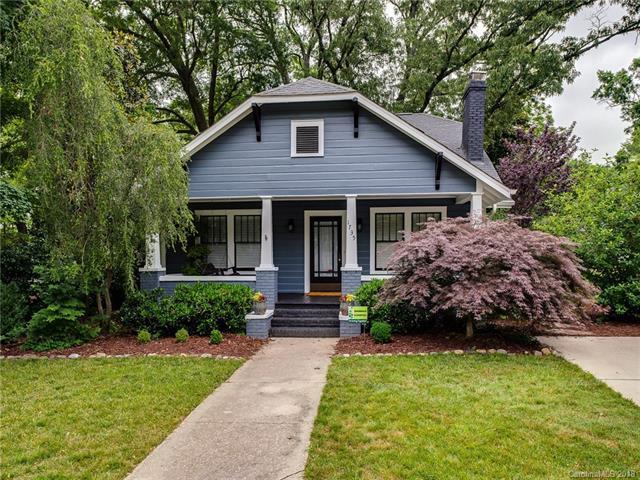 1735 Mecklenburg Avenue, Charlotte, NC 28205 (#3402202) :: Homes Charlotte