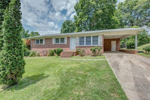 2653 Hill Lane, Gastonia, NC 28054 (#3402216) :: Exit Mountain Realty