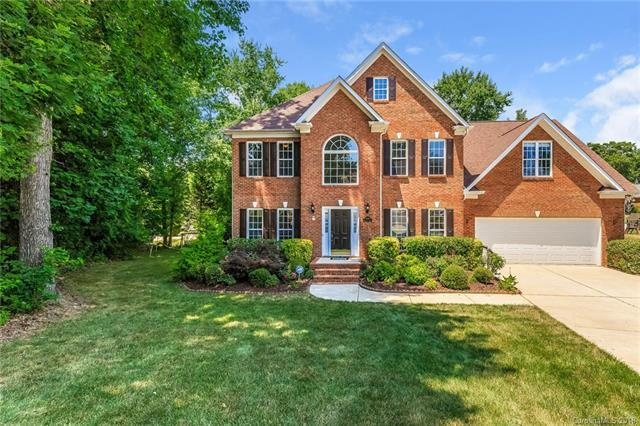 5400 Magnolia Creek Court, Charlotte, NC 28270 (#3402290) :: The Ramsey Group