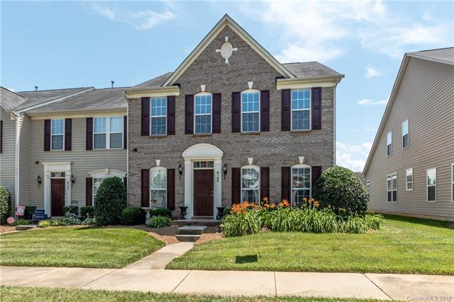 8145 Bridgegate Drive #369, Huntersville, NC 28078 (#3402312) :: High Performance Real Estate Advisors