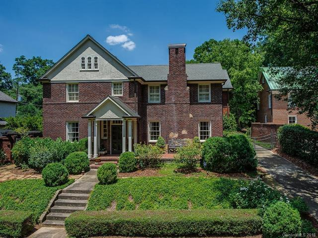 2027 Sherwood Avenue, Charlotte, NC 28207 (#3402476) :: Odell Realty Group
