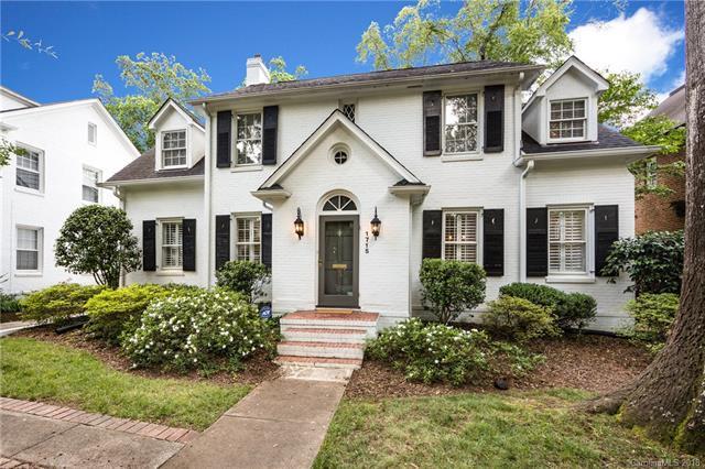 1715 Beverly Drive, Charlotte, NC 28207 (#3402477) :: Homes Charlotte