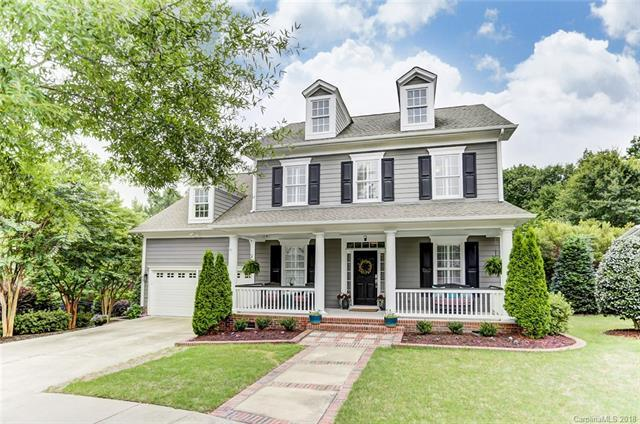 4856 Milford Way, Fort Mill, SC 29708 (#3402494) :: Odell Realty Group