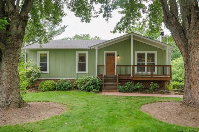 34 Knoll Ridge Drive, Asheville, NC 28804 (#3402531) :: Puffer Properties