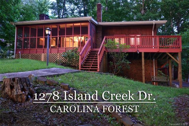 1278 Island Creek Drive #138, Troy, NC 27371 (#3402554) :: Odell Realty Group
