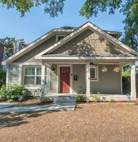 2012 Chesterfield Avenue, Charlotte, NC 28205 (#3402605) :: Stephen Cooley Real Estate Group
