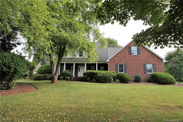 106 Polo Drive, Salisbury, NC 28144 (#3402615) :: Zanthia Hastings Team