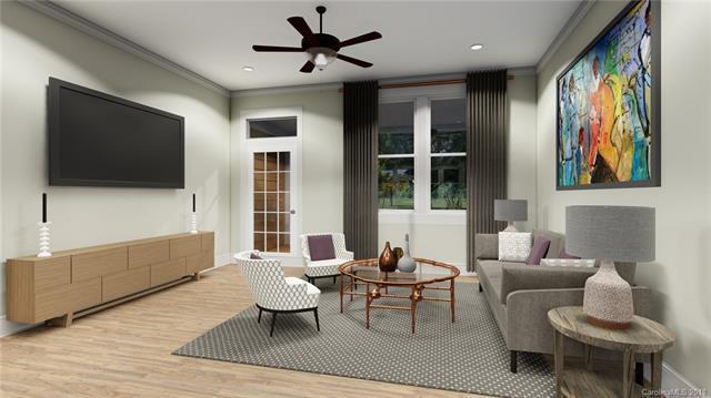 2728 Kilgo Way #3, Charlotte, NC 28205 (#3402640) :: Homes Charlotte