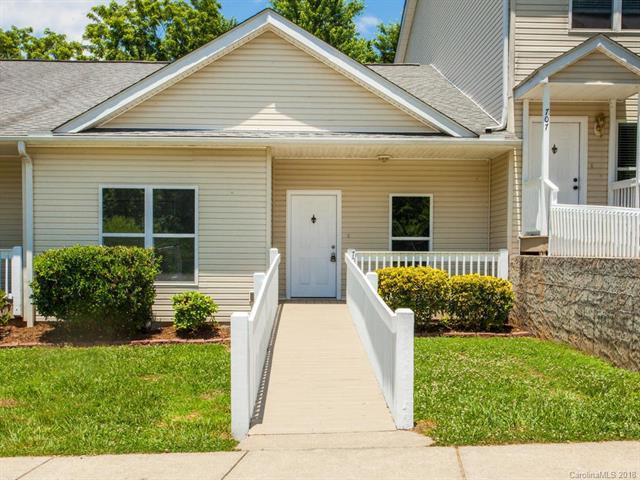 709 Villas Court #31, Asheville, NC 28806 (#3402663) :: Exit Mountain Realty
