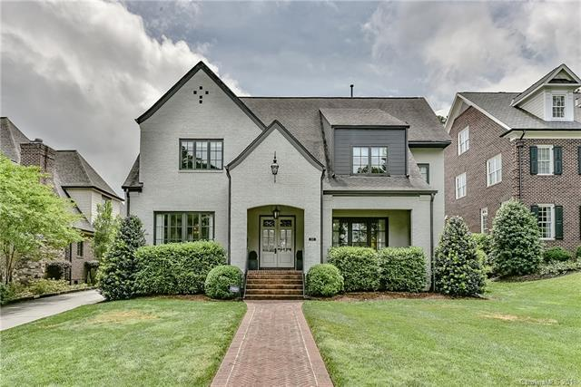 1521 Providence Drive, Charlotte, NC 28211 (#3402664) :: Charlotte's Finest Properties