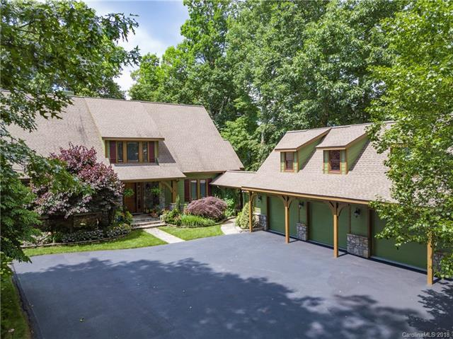 740 Rocky Knob Road, Waynesville, NC 28786 (#3402700) :: Puffer Properties