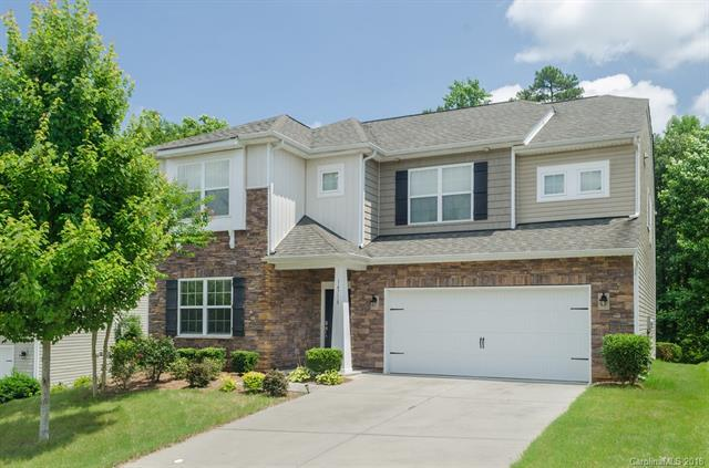 14718 Green Birch Drive, Pineville, NC 28134 (#3402840) :: Exit Mountain Realty