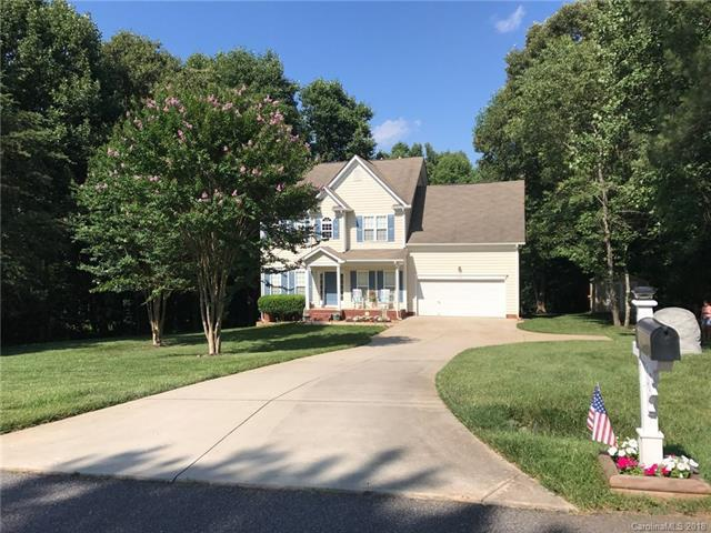 107 Painted Bunting Drive, Troutman, NC 28166 (#3402858) :: LePage Johnson Realty Group, LLC