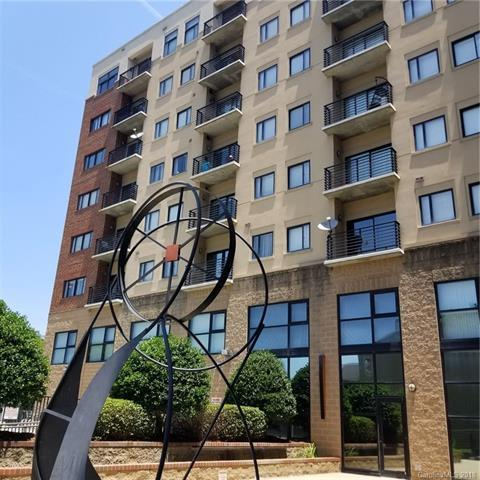 715 N Church Street #704, Charlotte, NC 28202 (#3402918) :: Miller Realty Group