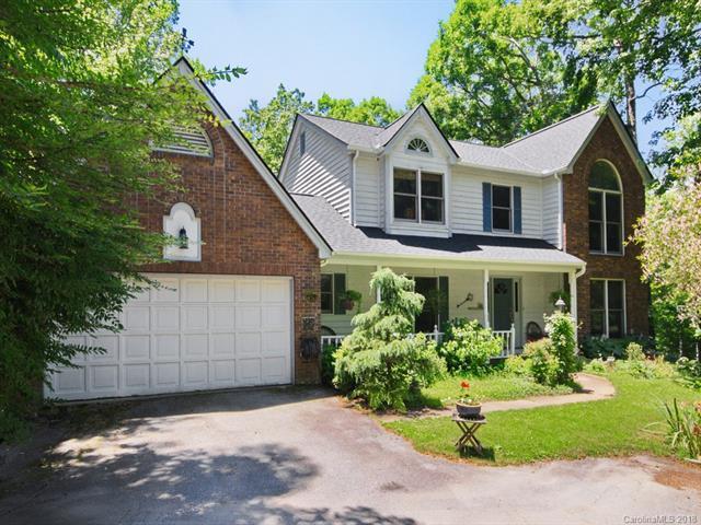 111 Ballantree Drive, Asheville, NC 28803 (#3402931) :: High Performance Real Estate Advisors