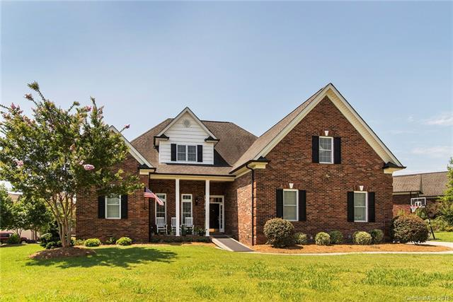 7901 Grimsby Circle, Harrisburg, NC 28075 (#3402980) :: Odell Realty Group