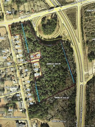 00 E Arch Street, Lancaster, SC 29720 (#3402994) :: Mossy Oak Properties Land and Luxury