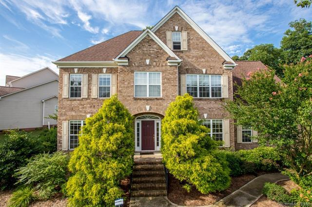 7779 Windsor Forest Place, Harrisburg, NC 28075 (#3403198) :: Odell Realty Group
