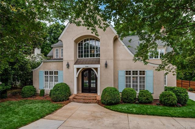 728 Cherokee Road, Charlotte, NC 28207 (#3403228) :: Odell Realty Group