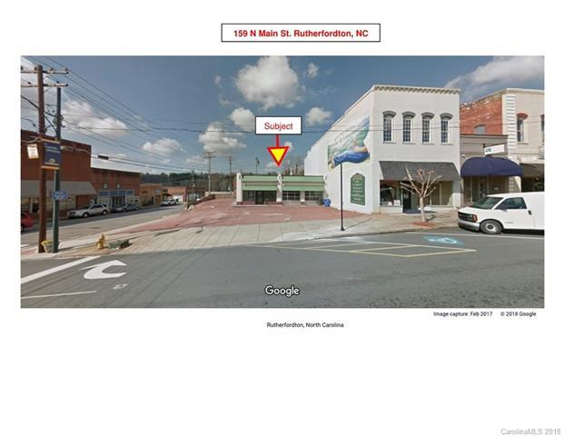 159 N Main Street, Rutherfordton, NC 28139 (#3403261) :: High Performance Real Estate Advisors