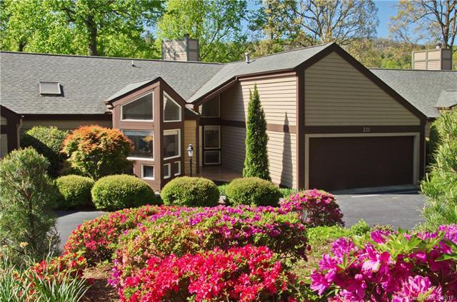 221 Winding Meadows Drive # 03 Vantage Po, Flat Rock, NC 28731 (#3403281) :: RE/MAX Four Seasons Realty