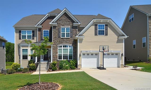 9226 Perseverance Drive, Harrisburg, NC 28075 (#3403283) :: The Ramsey Group