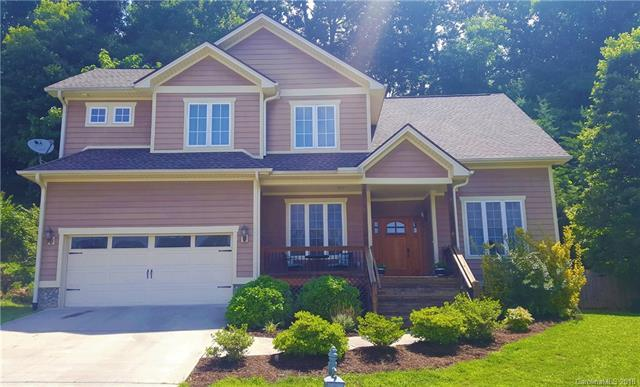 38 Winding Oak Drive, Arden, NC 28704 (#3403334) :: Exit Mountain Realty