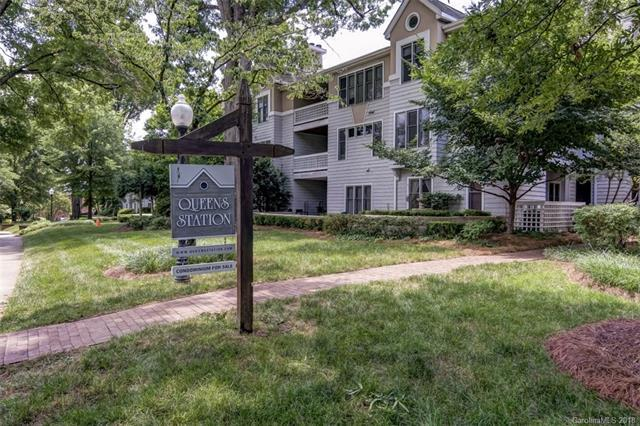 226 Queens Road #72, Charlotte, NC 28204 (#3403393) :: The Ramsey Group