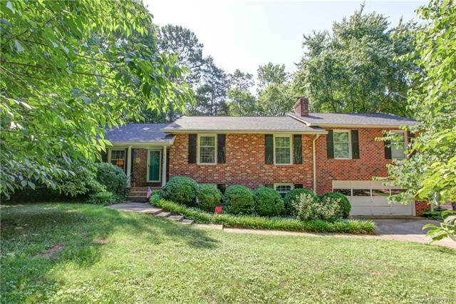 332 Wonderwood Drive, Charlotte, NC 28211 (#3403406) :: Miller Realty Group