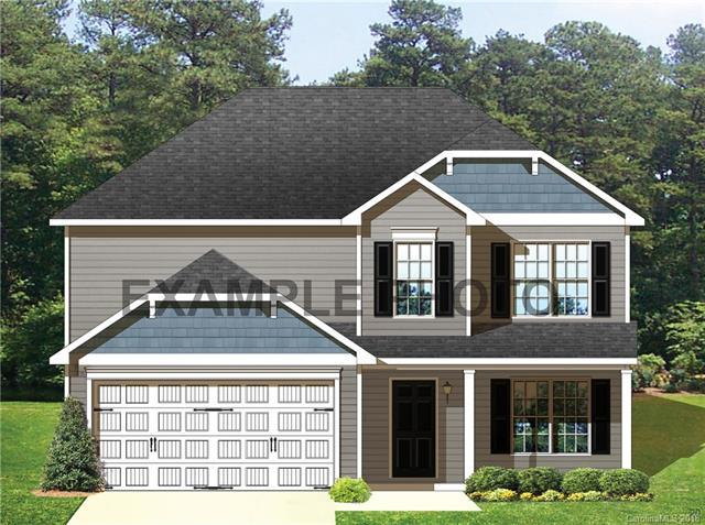 603 Oldham Lane #1, Rock Hill, SC 29732 (#3403408) :: Exit Mountain Realty