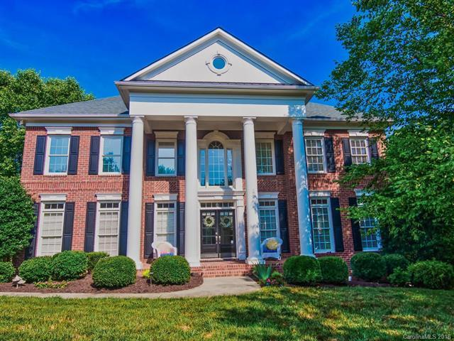 208 Royalton Place, Huntersville, NC 28078 (#3403478) :: Odell Realty Group