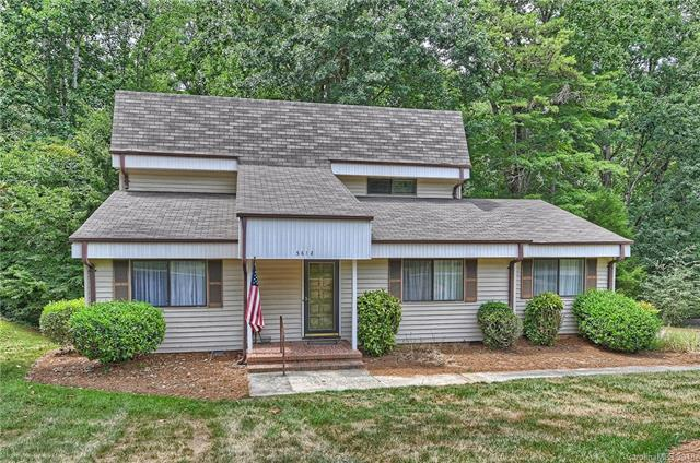 3612 Huckleberry Road, Charlotte, NC 28210 (#3403479) :: High Performance Real Estate Advisors