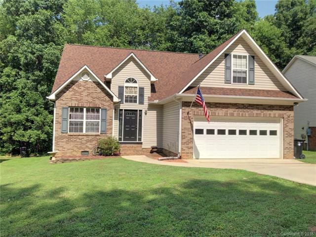 1556 NW Cambridge Heights Place NW, Concord, NC 28027 (#3403484) :: Stephen Cooley Real Estate Group