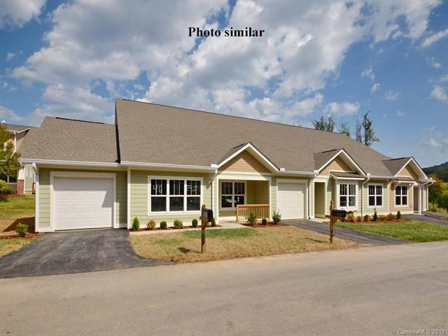 69 Fox Briar Drive #15, Fletcher, NC 28732 (#3403527) :: Odell Realty