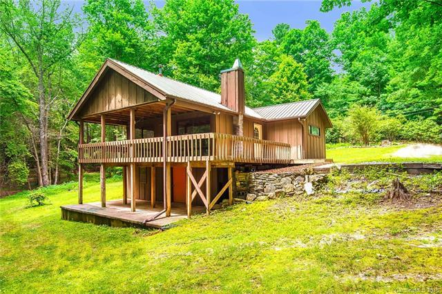 53 Hickory Hollow Road, Lake Toxaway, NC 28747 (#3403662) :: Exit Mountain Realty