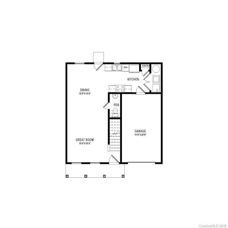 716 Elizabeth Court #12, Newton, NC 28658 (#3403681) :: MECA Realty, LLC