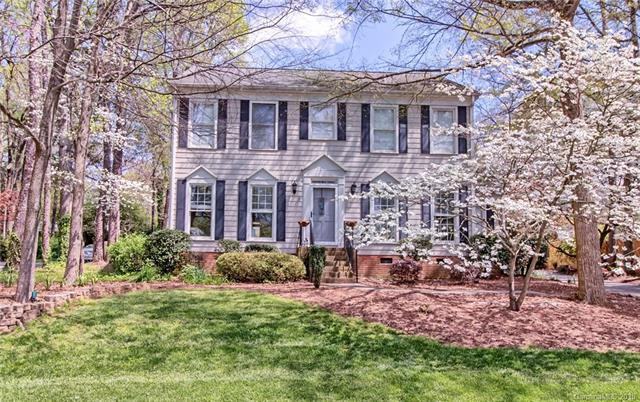 10019 Hanover Hollow Drive, Charlotte, NC 28210 (#3403751) :: Stephen Cooley Real Estate Group