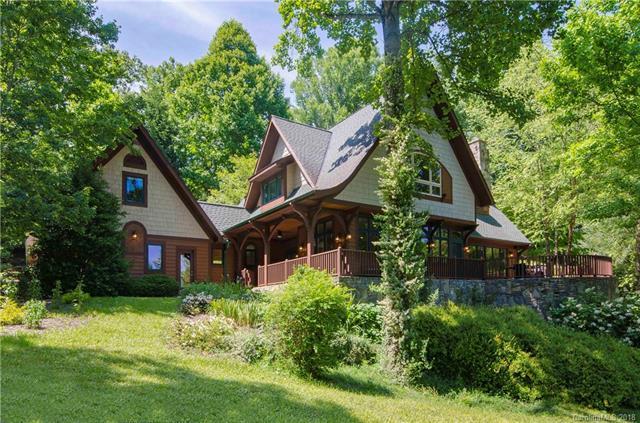 130 Cardinal Lane, Waynesville, NC 28786 (#3403771) :: Stephen Cooley Real Estate Group