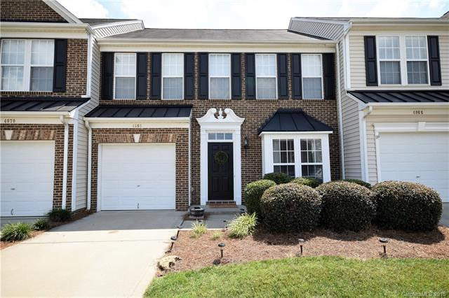 4068 Holly Villa Circle, Indian Trail, NC 28079 (#3403796) :: High Performance Real Estate Advisors