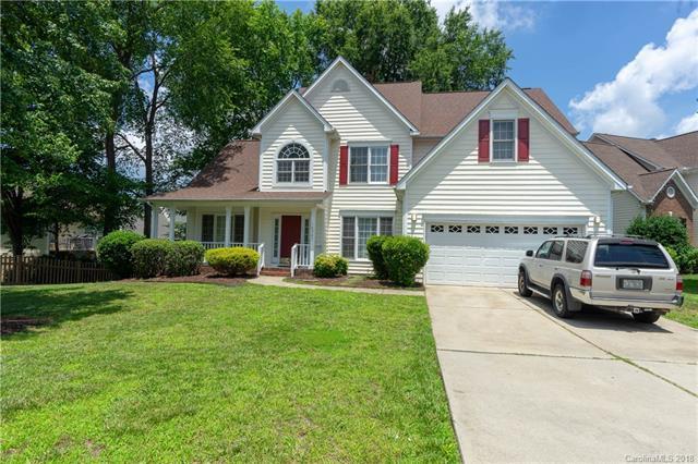 10307 Grosson Court, Huntersville, NC 28078 (#3403843) :: LePage Johnson Realty Group, LLC
