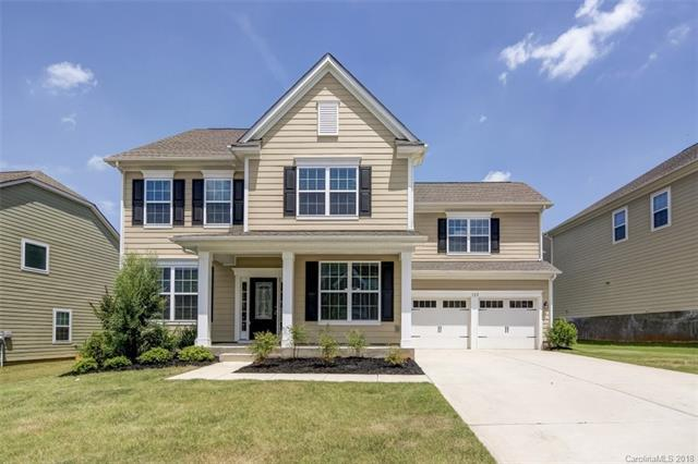128 Yellowbell Road, Mooresville, NC 28117 (#3403912) :: Odell Realty Group