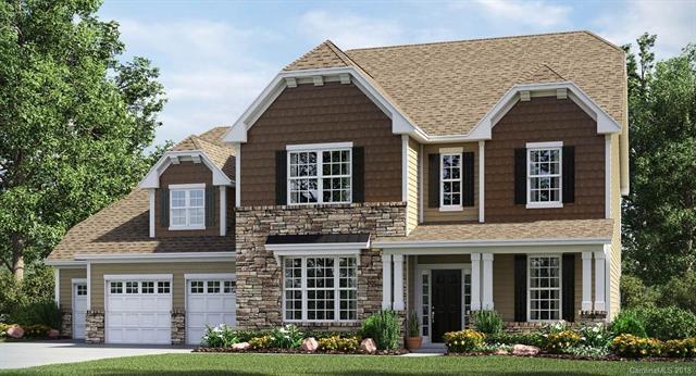812 Garrison Grove Lane #2, Waxhaw, NC 28173 (#3403913) :: Homes Charlotte