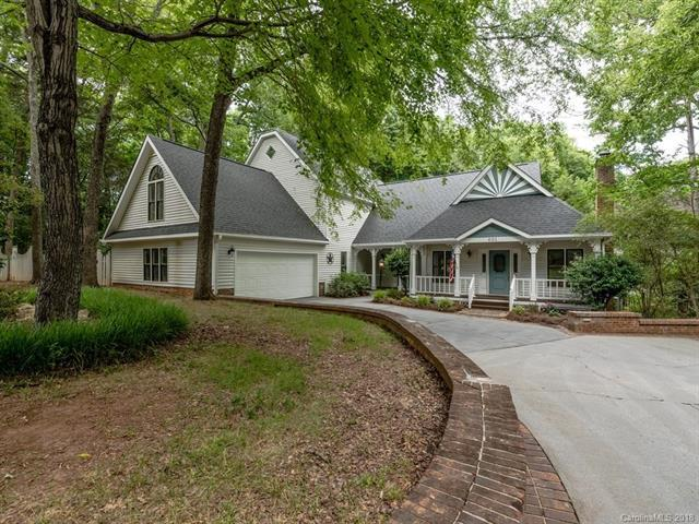 601 Bennington Place, Charlotte, NC 28211 (#3403949) :: High Performance Real Estate Advisors