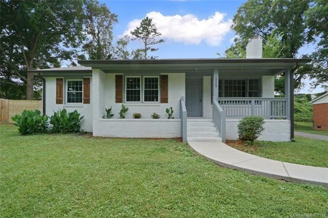 4508 Holbrook Drive, Charlotte, NC 28205 (#3403957) :: Odell Realty Group