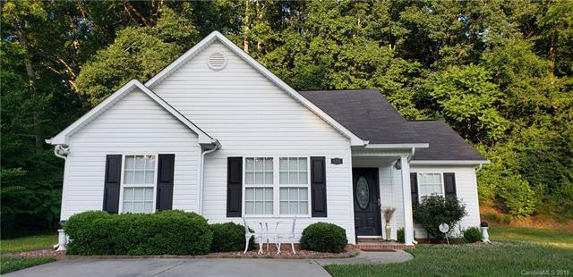 146 Addison Place #11, Troutman, NC 28166 (#3403960) :: Odell Realty Group
