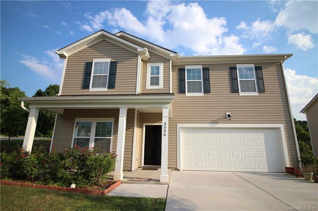 3526 Goldeneye Drive, Charlotte, NC 28216 (#3403971) :: The Ramsey Group