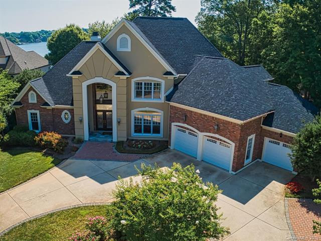 19100 Peninsula Point Drive, Cornelius, NC 28031 (#3404035) :: TeamHeidi®