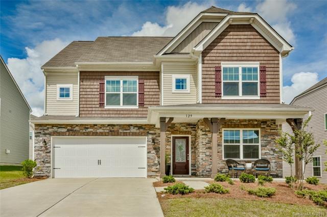 129 Mackinac Drive, Mooresville, NC 28117 (#3404148) :: LePage Johnson Realty Group, LLC